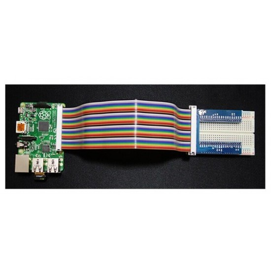 RASPBERRY Pi AV Cable plus 3.5MM converter Plug