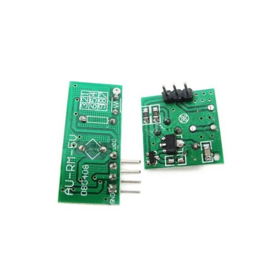 RF TX-RX ASK 315MHZ 433MHZ Module