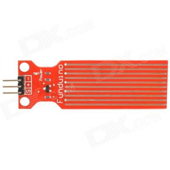 Arduino Water Sensor Module