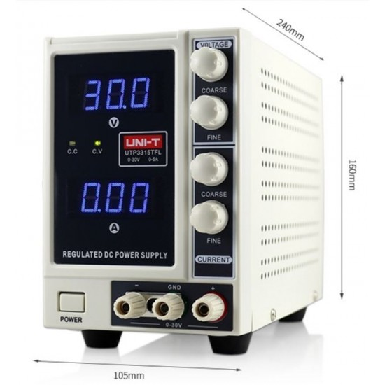 Adjustable DC Linear Power Supply 30V5A
