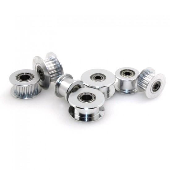 3D printer / CNC 2GT20 synchronous pulley Idler wheel 3mmF Bore Diameter 20 Teeth