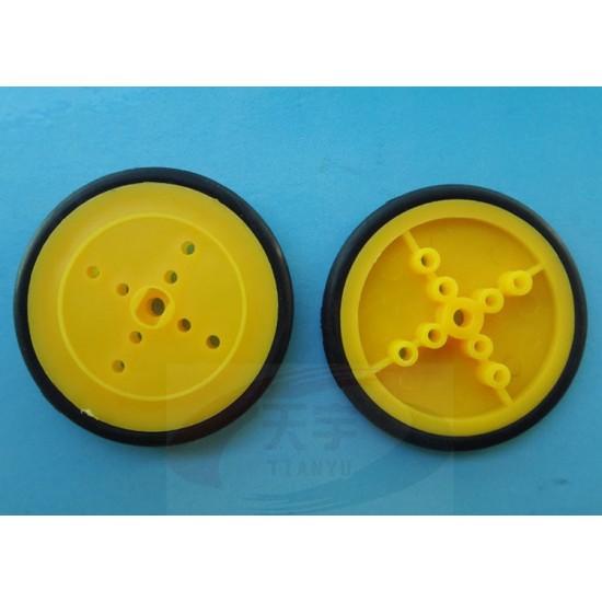 Rubber Wheel 35mm