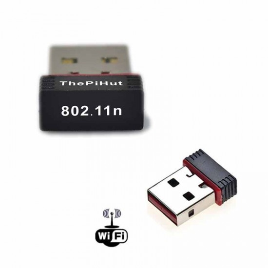 USB Wifi Adapter for the Raspberry Pi
