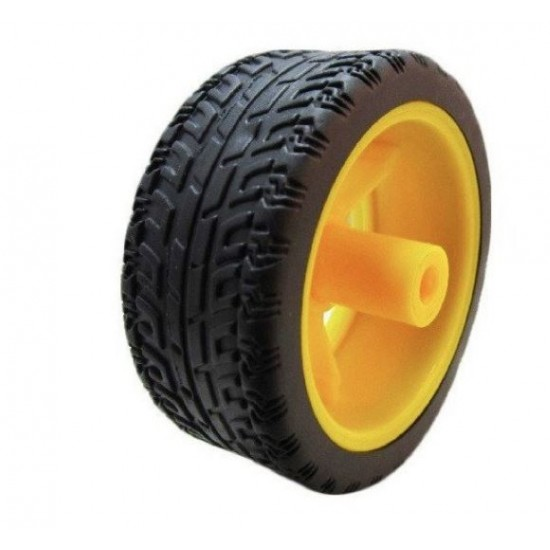 Wheel for Smart Car and Robot for 4WD Robot car