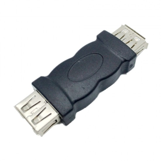 USB Double Female Adapter for Computer accessories