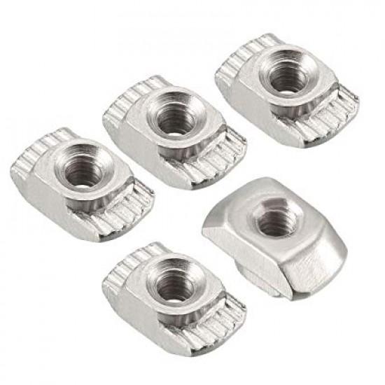 Drop In T-Nut M3 Thread For 2020 aluminum extrusion profile