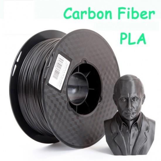 3D Printer Egypt Black Color Carbon fiber high strength 1.75mm/1Kg Reel