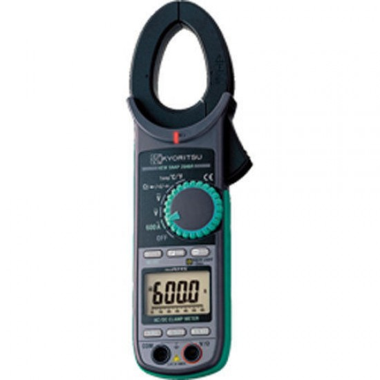 AC Digital Clamp Meter KYORITSU 2117R 60/600/1000A