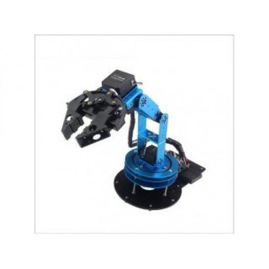 6 DOF Servo manipulator robot claw Arm manipulator robotics education platform