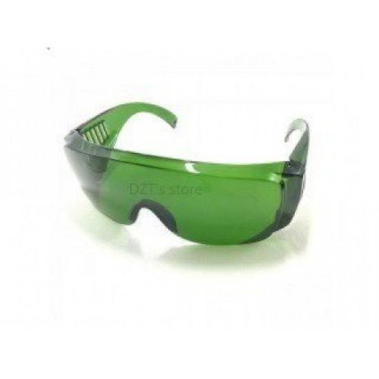 Green Laser safety glasses  for 340nm-1250nm wave length
