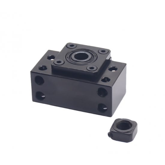 BK10 - BF10 Bearing Support End Brackets  for CNC SFU1204 Ball Screw End Support