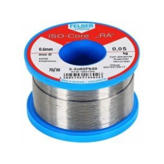 SOLDERING WIRE 250 gm