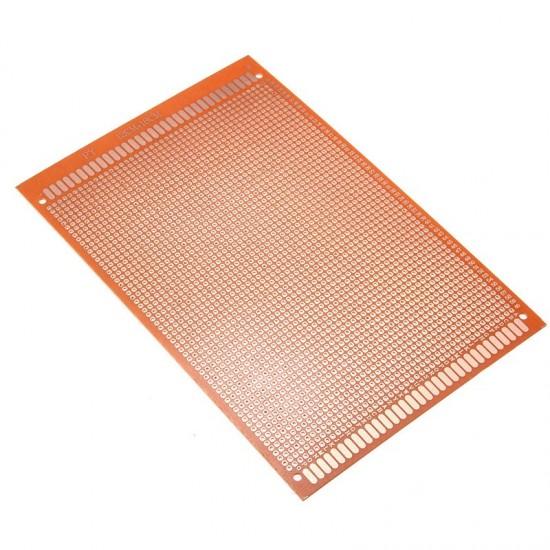 Dot Matrix PCB 90x145mm Single Side 2.54mm