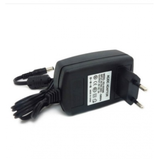 POWER ADAPTER 9V/2A WITH DC CABLE