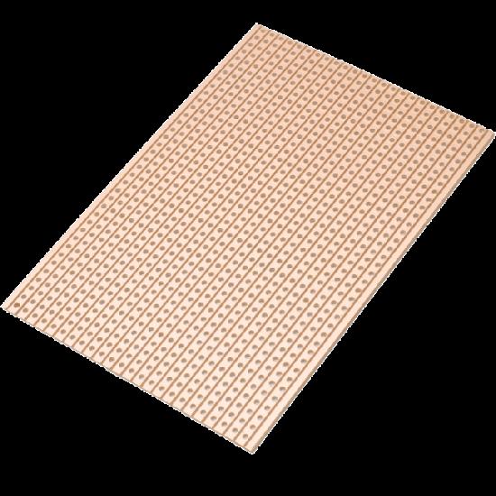 90x145mm Stripboard Veroboard Prototype circuit  Single Side 2.54mm pcb