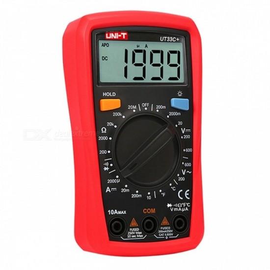 Digital Multimeter UNI-T UT-33C plus