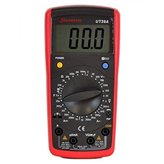 Digital Multimeter UNI-T UT-39A (UT39A)