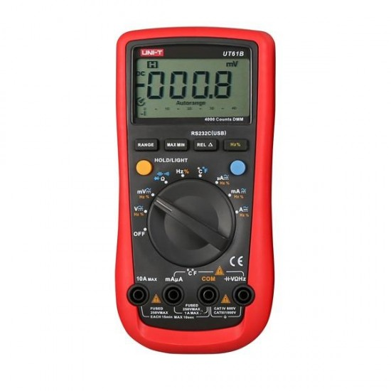 Digital Multimeter UNI-T UT-61B (UT61B)
