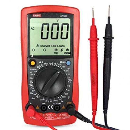 Electrical Digital Multimeter UNI-T UT_58C(UT58C)